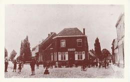 Zemst, Dorpskom, Brusselsesteenweg En Leopoldstraat - Zemst