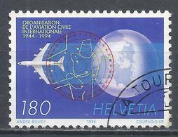 Switzerland 1994. Scott #941 (U) ICAO, 50th Anniv. * - Suisse