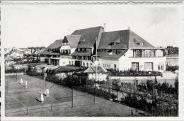KNOCKE-KNOKKE - Albert Plage - La Réserve - Tennis - Thill, N° 11 - Knokke
