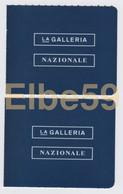 Roma, 2016, Galleria Nazionale D'Arte Moderna GNAM, 2 Biglietti D'ingresso, 6-11-2016 - Biglietti D'ingresso