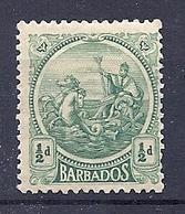 180029968  BARBADOS  YVERT  Nº  133  */MH - Barbados (...-1966)