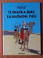TINTIN - Le Crabe Aux Pinces D'Or - En Polynésien (Tahiti) - 2003 - Neuf - Cartonné - BD (autres Langues)