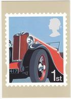 ROAD - Smilers, Business & Consumer  -1st Stamp - 2010 - Royal Mail - Postzegels (afbeeldingen)