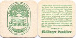 #D208-137 Viltje Willinger Landbier - Sous-bocks