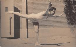 ¤¤  -  Carte-Photo D'un Gymnaste  -  Gymnastique , Sport   -  ¤¤ - Gimnasia
