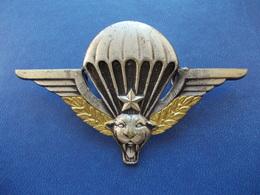- Insigne De Poitrine - Brevet Parachutiste - - Otros