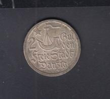 Danzig 2 Gulden 1923 - [ 3] 1918-1933: Weimarer Republik