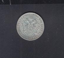 Österreich 20 Kreuzer 1852 - Oesterreich