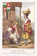 Paysannes Du Canton De VAUD  COSTUMES SUISSES 1830 - Svizzera