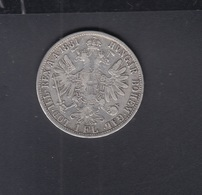Österreich 1 Florin 1881 - Oesterreich