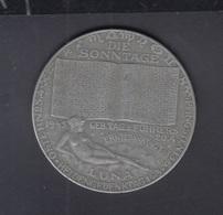 Dt. Reich Medaille Degussa 1943 17.9 Gramm 40 Mm - Munten & Bankbiljetten
