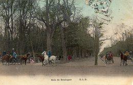 CPA PARIS - BOIS DE BOULOGNE - Unclassified