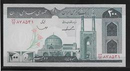 Iran - 200 Rials - Pick N°136d - NEUF - Iran