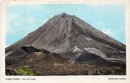 CABO VERDE (CAP-VERT) Ilha Do Fogo - Cone Do Vulcao     (106698) - Cap Vert