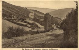 BELGIQUE - LUXEMBOURG - LAROCHE (6 Cartes) - Chapelle Ste-Marguerite. - Cartes Postales