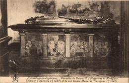 BELGIQUE - LIEGE - VISE - HERMALLE-SOUS-ARGENTEAU - Mausolée, Seigneur De Hermalle Et De Son épouse. - Visé