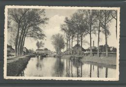 Oude Pk. Seneffe,  Le Canal Et La Passerelle - Seneffe