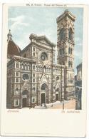 X2875 Firenze - Cattedrale Di Santa Maria Del Fiore - Facciata / Non Viaggiata - Firenze