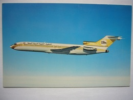 Avion / Airplane / LIBYAN ARAB AIRLINES / Boeing B 727 / Airline Issue - 1946-....: Ere Moderne