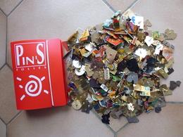 Lot De 500 Pin's Environ Tout Thèmes - Badges