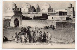 Tunisie-- KAIROUAN -- Mosquée Des Sabres (très Animée) - Tunesië
