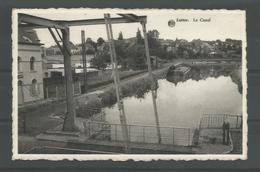 Oude Pk. LUTTRE. Le Canal - Pont-à-Celles