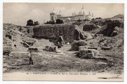 Tunisie-- CARTHAGE - Colline De Byrra ,Nécropole Punique - Tunesië