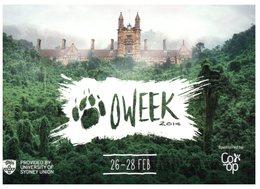 (102) Australia - Avanti Card - Sydney University Oweek - Schools