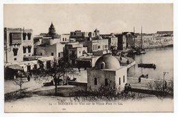 Tunisie-- BIZERTE - Vue Sur Le Vieux Port - Tunesië