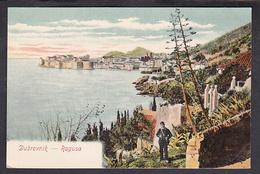 Croatia. Dubrovnik - Ragusa - Croatia