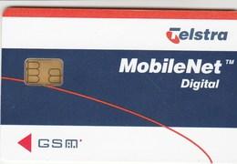 Australia -  Telstra MobileNet - GSM SIM - Australia