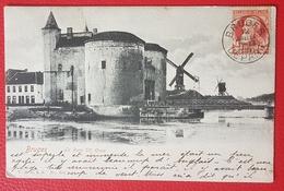 Bruges - La Porte Sainte-Croix - Avant 1904 - Brugge