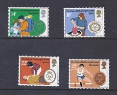 180029999  G.B.  YVERT  Nº  1003/6  **/MNH - 1952-.... (Elizabeth II)
