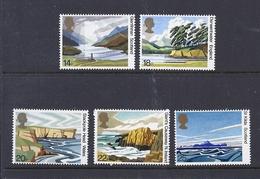 180030002  G.B.  YVERT  Nº  996/1000  **/MNH - 1952-.... (Elizabeth II)