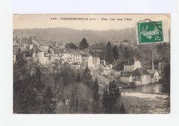 Champagnole. Une Vue Sur L'Ain. (2956) - Champagnole