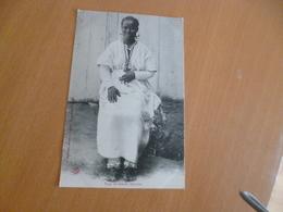 CPA Djibouti Précurseur Type De Jeune Femme D'Abyssinie K.Arabiantz - Djibouti