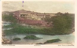 """13 Aout 1914 Guadalajara - Jalisco  """"  Moulin Et Filature De Coton Incendiée Par Les Révolutionnaires  """" - Mexique"""