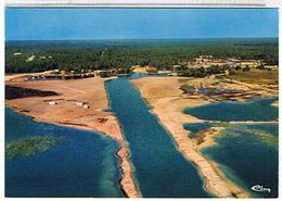 33..LACANAU - MEDOC - MARINA  DE TALARIS  -  VUE GENERALE  VILLAGE  LACUSTRES TTBE - Autres Communes