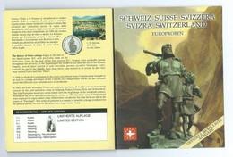 Suisse SERIE EURO SUISSE ESSAI 2003 - EURO