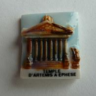 1 FEVE NORDIA 1994 LES SEPT MERVEILLES DU MONDE - TEMPLE D'ARTEMIS A EPHESE - Strips