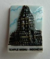 1 FEVE NORDIA 1995 LES MONUMENTS D'ASIE TEMPLE MISNU INDONESIE - BD