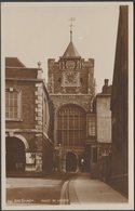 Rye Church, Sussex, C.1910s - Early Judges RP Postcard #292 - Rye