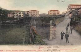 BUIA-UDINE--BELLA CARTOLINA VIAGGIATA IL 15-8-1906 - Udine