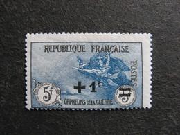 TB N° 169 A , Neuf  XX. - France