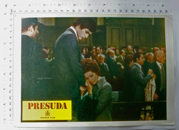 "SOPHIA LOREN  (MOVIE ""The Verdict"" 1974.) - Vintage LOBBY CARDS - MINI POSTER (LC1-188) - Autographs"