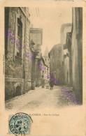 07. BOURG SAINT ANDEOL . Rue Du Collège . - Bourg-Saint-Andéol