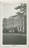 "Singapore Raffles Hotel Underwood Frank C. Clark's Cruise Steamer "" Cleveland "" - Singapore"