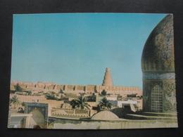 CPSM IRAK - SAMARRA - MOSQUEE DU VENDREDI - Iraq
