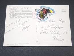 SIERRA LEONE - Affranchissement De Freetown Sur Carte Postale De L 'île D'Elbe Pour La France - L 19021 - Sierra Leone (1961-...)