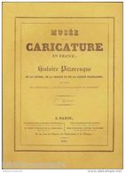 Musée De La CARICATURE N°5 En1834 SATIRE < AYMON 1er + MESSIRE QUINCAMPOIX + ARLEQUIN - Stiche & Gravuren